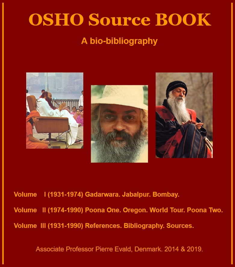 Osho Source Book